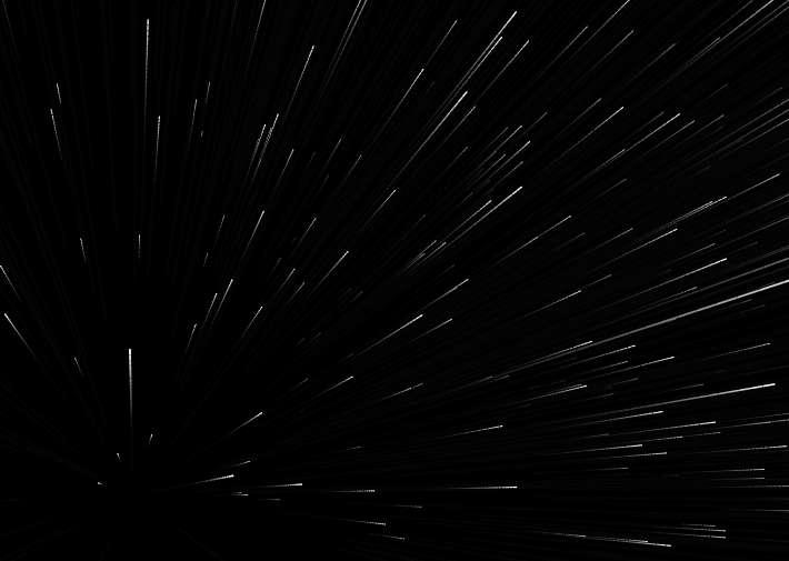 html5跟随鼠标移动银河星系背景动画特效
